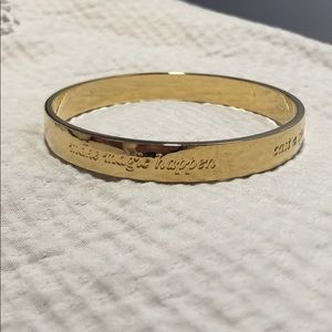 Kate Spade Idiom Bangle